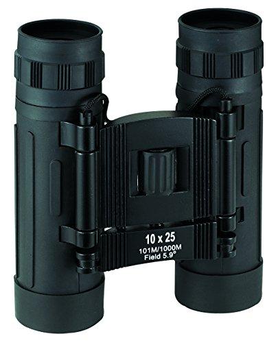 Herbertz U. Optische Geräte Faltfernglas 10x25 Schwarze Gummiarmierung Höhe: 11.5cm Messer Preisvergleich