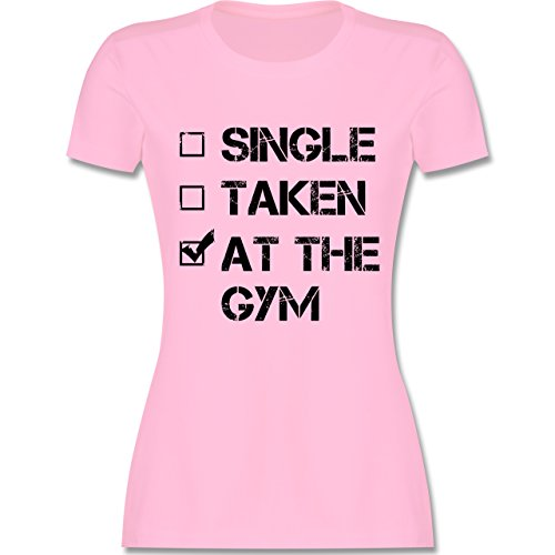 crossfit-workout-single-taken-at-the-gym-s-rosa-l191-tailliertes-premium-t-shirt-mit-rundhalsausschn