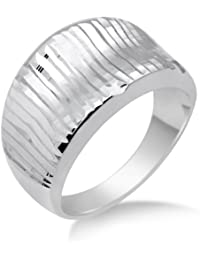 Joy Damen-Ring 925 Sterlingsilber rhodiniert JA138R