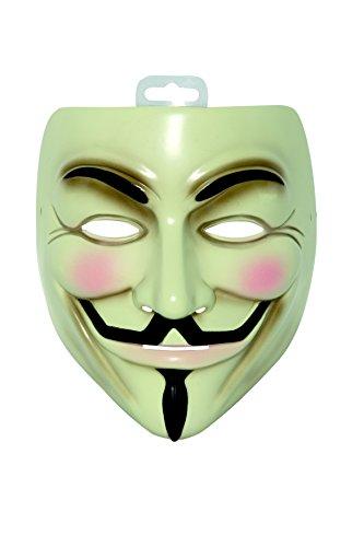 Rubies`s - V de vendetta máscara