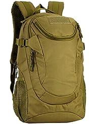 Xin.S25L Bolsa De Caballero Libre La Moda De Los Aficionados Militares Ocio Bolso De Hombro Pequeño Impermeable Al Aire Libre Mochila Viaje Mochila De Montaña