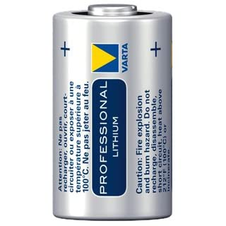 Varta CR2 Kamera Lithium-Batterie