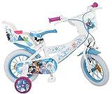 """Frozen - Bicicletta Per Bambina, 12"""", Da 3 A 5 anni, modelli assortiti"""