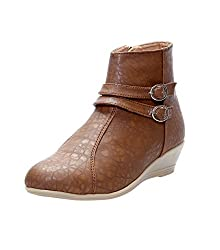 CATBIRD Women Beige Stylish Casual Boots E30-52 (36)