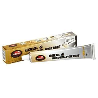 Autosol 01001050 Polish Shiny Gold/Silver