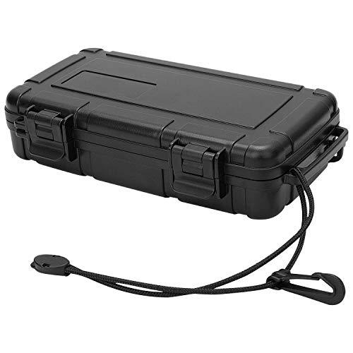 * n Case Har Koffer Werkzeug l Pistole Pistole Gu Pistolenkoffer Gurt Werkzeug Por Aufbewahrungsbox mit Schaumstoff & Gurt Tragbar Sicher mit Schaumstoff & Gurt