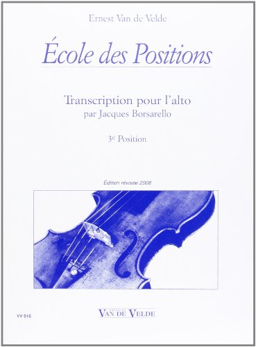 Ecole des positions 3ème Pdf - ePub - Audiolivre Telecharger