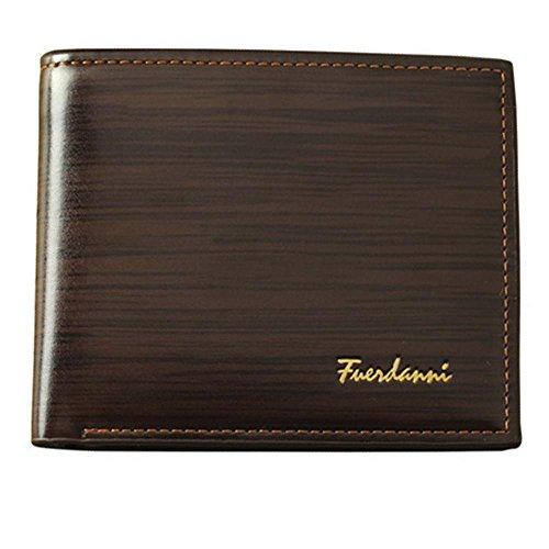 Preisvergleich Produktbild Pawaca Herren Geldbörse Geldbeutel,Portemonnaie,Wallet mit Münzfach 12x9,5x1,5cm (B X H X T)