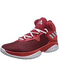 save off d5247 26f76 adidas Unisex Adults Explosive Bounce Basketball Shoes