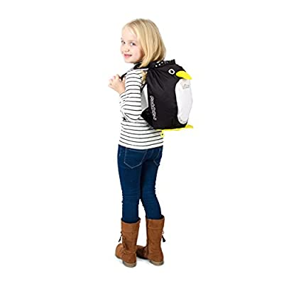 Trunki PaddlePak Water-Resistant - Coral Children's Backpack - childrens-sports-bags, childrens-bags