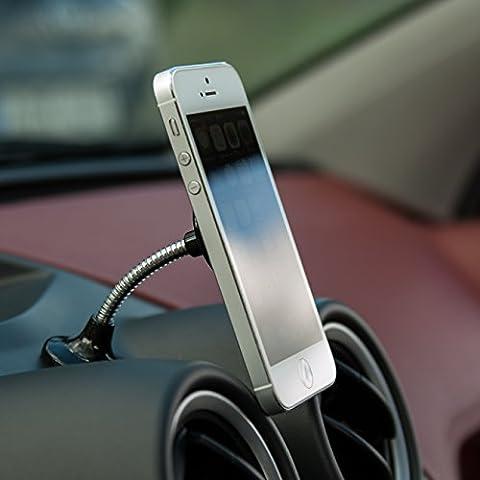 Keple | 360Degree cierre magnético Soporte de salpicadero de coche para LG Lucid2VS870/Mach LS860/Magna/carpa LS855/movimiento 4G MS770/Nexus 4E960/Nexus 5/Nexus 5X/Nitro HD/octano | teléfono móvil