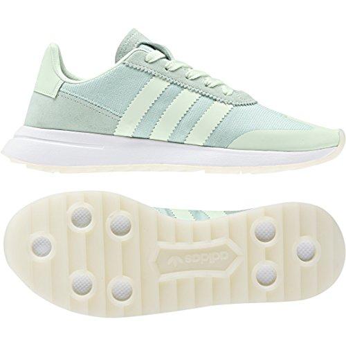 adidas Damen FLB Runner Sneaker, Grün hellgrün/Mint, 40 2/3 EU