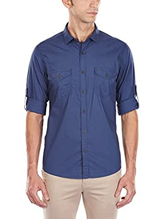 Indigo Nation Men's Casual Shirt (8907130452858)