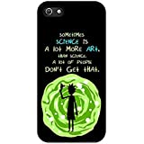 Rick And Morty Sometimes Science Is A Lot More Art Case Iphone 6 Plus/6s Plus