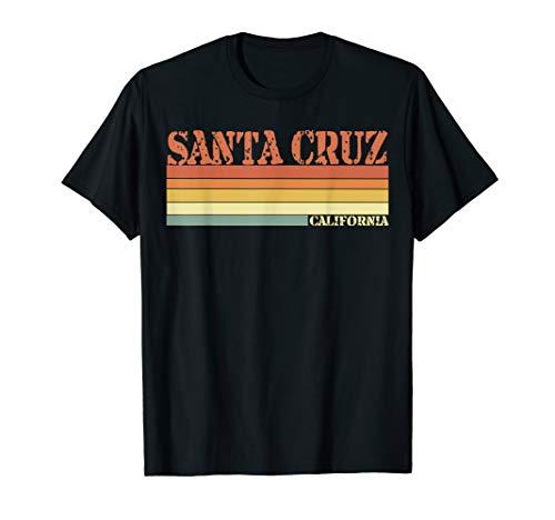 Santa Cruz Vintage Skateboard California Beach T-Shirt