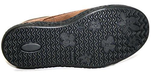 Juge Chaussures pour enfants fille garçon Bottines & Bottines pour femme Plusieurs modele dans Taille 25sans emballage Marron - Marron