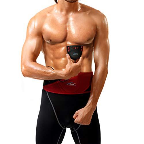 Cinturón Electroestimulador Faja que adelgaza eléctrica de la cintura, masaje de la cintura de la vibración que adelgaza la correa, massager eléctrico Aparatos para la pérdida de peso