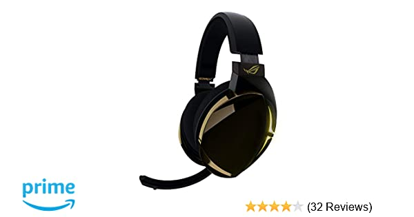 ASUS ROG Strix Fusion 700 Gaming Headset, PC, console and mobile with  Bluetooth 4 2, hi-fi-grade ESS DAC and amp, 7 1 surround