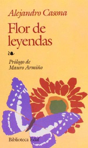 Flor de Leyendas (Biblioteca Edaf) por Alejandro Casona