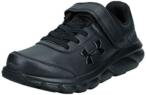 Under Armour Pre School Assert 8 Ufm Syn Ac Zapatillas de Running Unisex Niños, Negro Black/Black/Black...