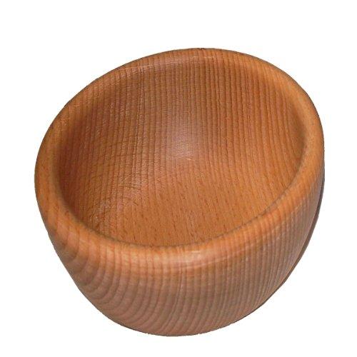 De madera cuenco 1PCS. tamaño 16cm