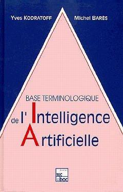 Base terminologique de l'intelligence artificielle