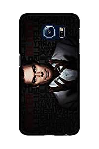 Caseque Dexter Back Shell Case Cover for Samsung Galaxy S6