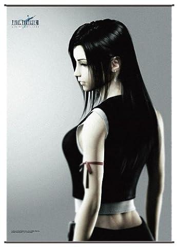 Figurines Final Fantasy - Final Fantasy VII wallscroll Tifa 103 x