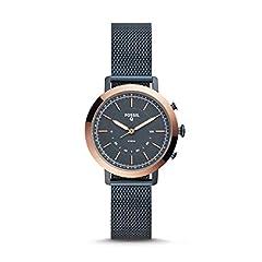 Idea Regalo - Fossil Smartwatch Donna con Cinturino in Acciaio Inox FTW5031