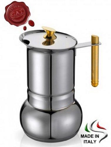 gat-amore-stove-top-caffe-espresso-maker-placcato-oro-in-acciaio-inox-con-manico-e-pomello-in-varie-