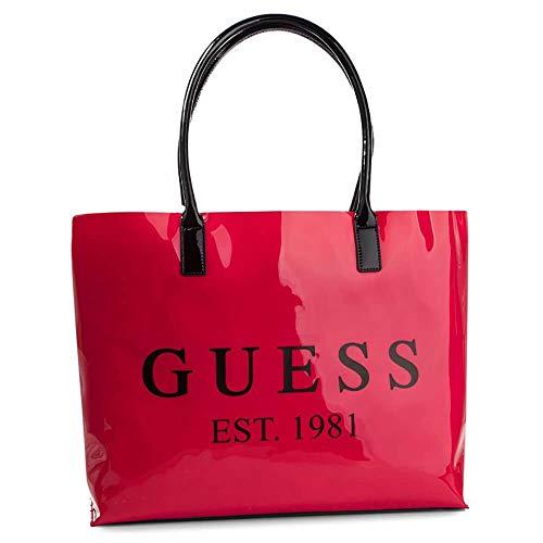 Guess Borsa Borsa Mare Bag Donna Mod. E92Z15 Primula