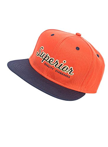 Jack & Jones Cap EMBO - Orange Jack Cap