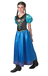 Rubie's Official Frozen Classic Anna Child Costume For 11-12 Years