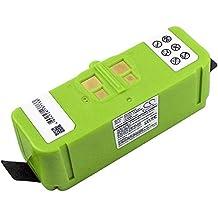 CS-IRB980VX Batería 4000mAh Compatible con [IROBOT] Roomba 614, Roomba 615,
