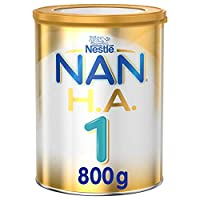 Nestle Nan H.A.1 Infant Formula Baby Food - 800g Tin, 12263179