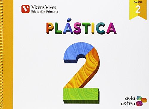 Plastica 2 Galicia (aula Activa) - 9788468215815