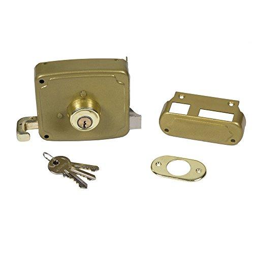 Wolfpack 3190100 Cerradura S7 / 4125 100Hb Derecha Cilindro 50 mm