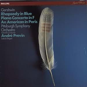 Gershwin-Rhapsody in Blue-Concerto en Fa-Previn-Pittsburg-Sy