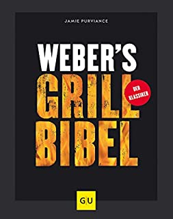 Weber's Grillbibel (GU Weber's Grillen) (3833818638) | Amazon Products