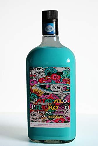 Patapalo Peligrosso Cremas con Tequila- Nube- Botella 1 L