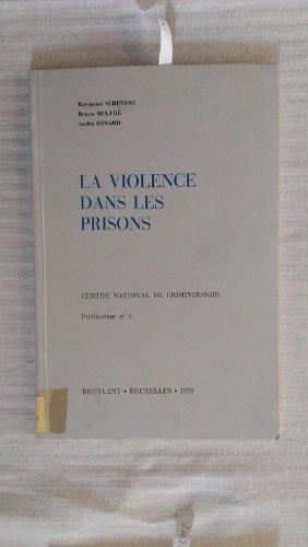 La violence dans les prisons