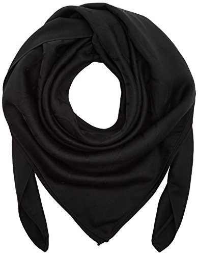 Calvin Klein Damen Trilby Tina Sp Scarf, Schwarz (Black 001), One size