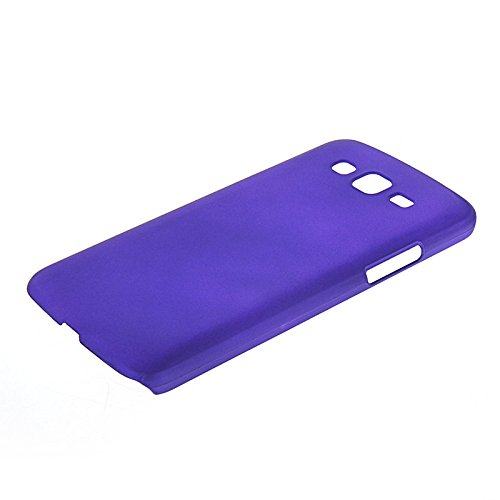 ImagineDesign Rubberised Hard Case For Samsung Galaxy Grand 2 G7102 (Blue)