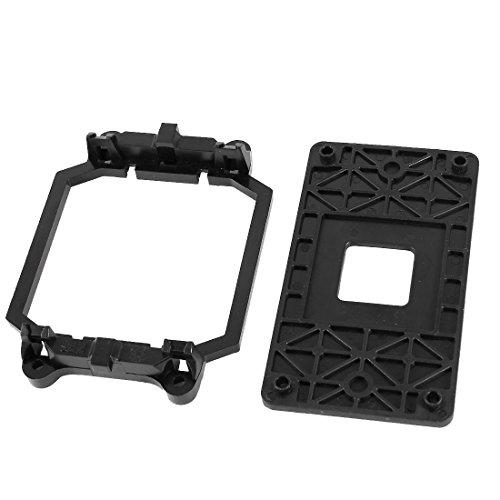 Sockel Am2 Amd Motherboard (Sourcingmap® AMD CPU Lüfter Halterung Ständer Standfuß aus schwarzem Kunststoff für Sockel AM2 AM3 de)