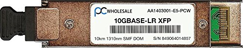AA1403001-E5 - Nortel Kompatibler 10GBASE-LR 10km SMF 1310nm XFP Transceiver Nortel Single