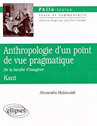 Anthropologie d'un point de vue pragmatique (