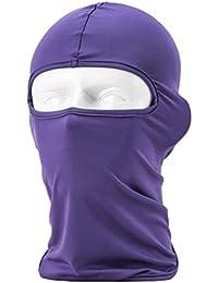YiJee Ciclismo Máscara Resistente al Viento Protector Solar Transpirable Deportes Pasamontañas