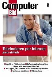 Telefonieren per Internet ganz einfach: Anbieter - Technik - Installation - Kosten. Ausserdem: Videokonferenzen am Computer