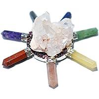 """""""humunize"""" 7-Seitige Himalyan Kristall 7Bleistift Energie Generator Reiki Pyramide Stein Spirituelle Geschenk preisvergleich bei billige-tabletten.eu"""