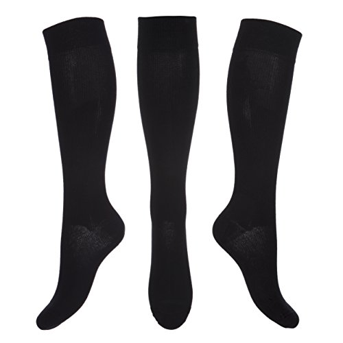 kensington-compression-socks-for-men-women-stay-well-anti-dvt-graduated-fit-pain-relief-recovery-end